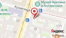 Апартаменты Sokroma Алые Паруса на карте