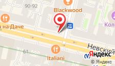 Клуб-отель Агни на карте