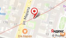 Мини-отель Геральда на карте
