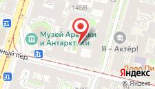 Гостиница Класс-отель на карте