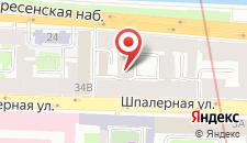 Мини-отель Ажур на карте