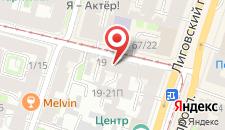 Хостел Station Hostel на карте