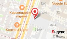 Хостел Rooms.SPb на карте