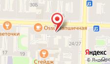 Гостиница Резиденция на Некрасова на карте