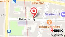 Гостиница КамердинерЪ на карте