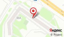 Отель Hilton Saint Petersburg Expoforum на карте