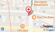 Отель Барышкоff на карте