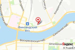 Адрес Петербургская сбытовая компания на карте