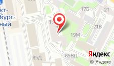 Мини-гостиница Перспектива на карте