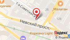 Апарт-отель Блюз на карте