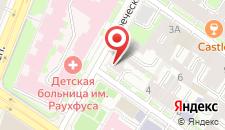 Мини-отель Ассоль на карте
