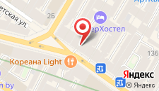 Мини-отель SSHostel Nevsky на карте
