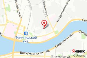 Адрес Водоканал-Центр Измерений на карте