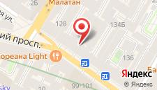 Отель Атмосфера на Невском 132 на карте