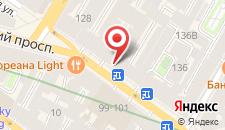 Мини-отель Golden Palace на карте