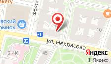 Мини-отель Танаис на карте