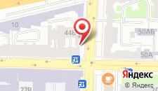 Отель На Шпалерной на карте