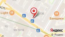 Отель Park Avenue на карте