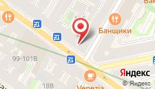 Хостел Hotelhot Гостиный дом на Невском на карте