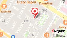 Мини-отель Меланж на карте