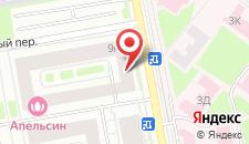 Гостиница Царская столица на карте