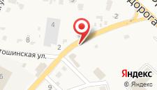 Отель Викей на карте