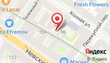 Мини-отель T-hotel на карте
