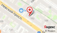 Мини-отель Sweet на карте