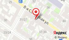 Мини-отель Shadow на карте