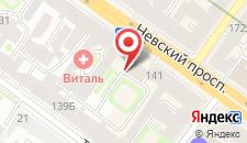 Мини-отель Old Flat на Невском на карте