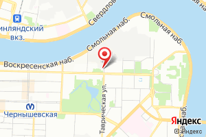 Адрес Водоканал Санкт-Петербурга, ГУП, Информационно-образовательный центр на карте