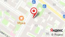 Апарт-отель 24/7 Apart by Solaren на карте