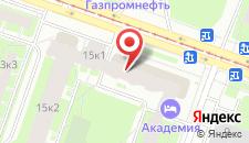Апарт-отель Академия на карте
