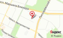 Расположение Сбытовая Компания Вымпел на карте