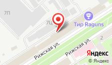 Отель Наутилус Инн на карте