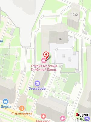 Фаршировка на карте