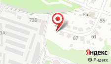 Отель Adel на карте