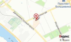Адрес Петрострах