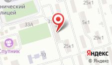 Апартаменты Standard on Umanskaya на карте