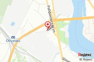 Адрес Южная водопроводная станция на карте
