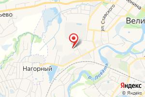 Адрес Энерготехцентр на карте