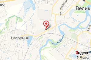 Адрес Электрическая подстанция № 130 Рябики на карте