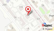 Отель Роял Сити на карте