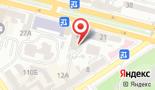 Отель Ibis Kiev City Center на карте