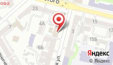 Отель Fire Inn на карте