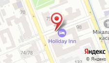 Отель Holiday Inn Kiev на карте