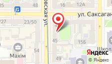 Апартаменты Feelkiev на карте