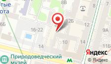 Апарт-отель Theatre Boutique на карте