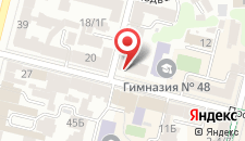 Апартаменты KievAccommodation Apartment on Prorizna street на карте