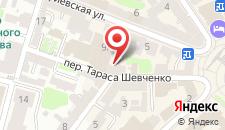 Апарт-отель Senator на карте